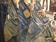 Levi's,  Lee,  Wrangler. Оригинальные джинсы из Америки.