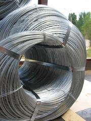 Проволока для изготовления сеток ОЦ 1, 6-2, 0 мм в Орле.