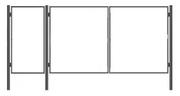 Ворота и калитки в Орле,  с бесплатной доставкой в любую точку области