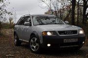 Audi Allroud 2001г в хорошем состоянии